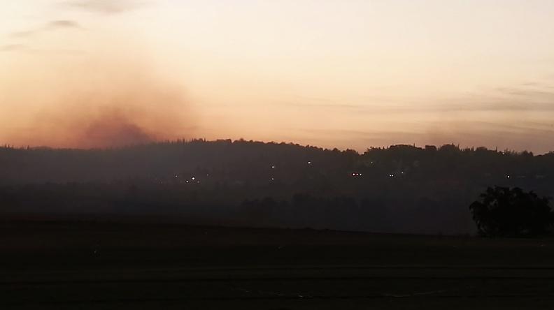 Das Feuer bei Neve Shalom